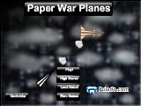 Paper War Planes A Free Online Game