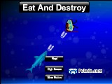 Eat And Destroy A Free Online Game