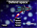 Defend space A Free Online Game
