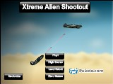 Xtreme Alien Shootout A Free Online Game