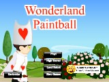 Wonderland Paintball  A Free Online Game