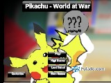 Pikachu - World at War A Free Online Game