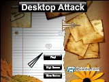 Desktop Attack A Free Online Game