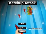 Ketchup Attack A Free Online Game