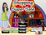 Shopping Super Sale A Free Online Game