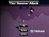 Thor Hammer Attack A Free Online Game