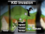 KID Invasion A Free Online Game
