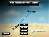 Battle for Paris 2: The Recked Air Field A Free Online Game