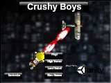 Crushy Boys  A Free Online Game