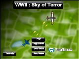 WWII : Sky of Terror A Free Online Game