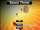 Sauce Throw A Free Online Game