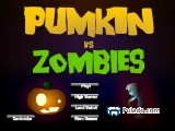 Pumpkin vs Zombies A Free Online Game