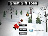 Great Gift Toss A Free Online Game