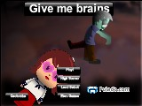 Give me brains A Free Online Game