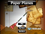 Paper Planes A Free Online Game