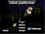 robot platformer A Free Online Game