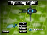 Epic dog fight A Free Online Game