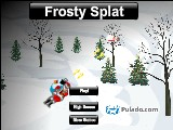 Frosty Splat A Free Online Game