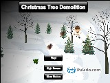 Christmas Tree Demolition A Free Online Game