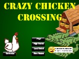Crazy Chicken Crossing A Free Online Game