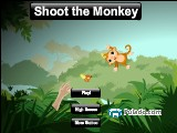 Shoot the Monkey A Free Online Game
