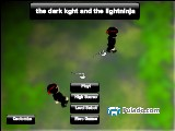 the dark kght and the lightninja A Free Online Game