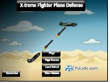 X-treme Fighter Plane Defense A Free Online Game