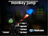 monkey jump A Free Online Game