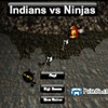 Indians vs Ninjas A Free Action Game