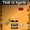 Tank vs Agents A Free Action Game